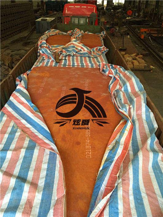 庆阳市Hardox400耐磨板:出口呈逐年上升态势竞争日趋激烈而节节下降耐磨板价格跟风。