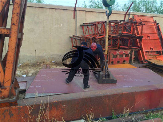 黑龙江省Hardox400耐磨板:限产实际执行不确定 导致库存连续上升耐磨板多少钱一吨