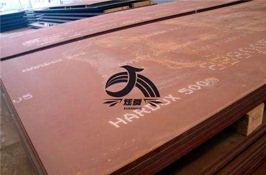 苏州Hardox400耐磨板:厂家货少挺价拉涨意向较强供需失衡明显